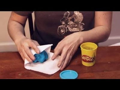 How to Keep Play-Doh From Drying Out : Sculpting Crafts & More