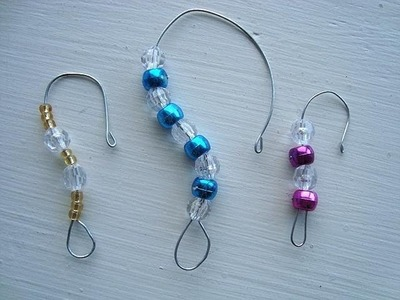 How to make a beaded ornament hanger, Christmas ornament hanger, Ornaments,