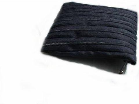 How To Make A Zipper Purse