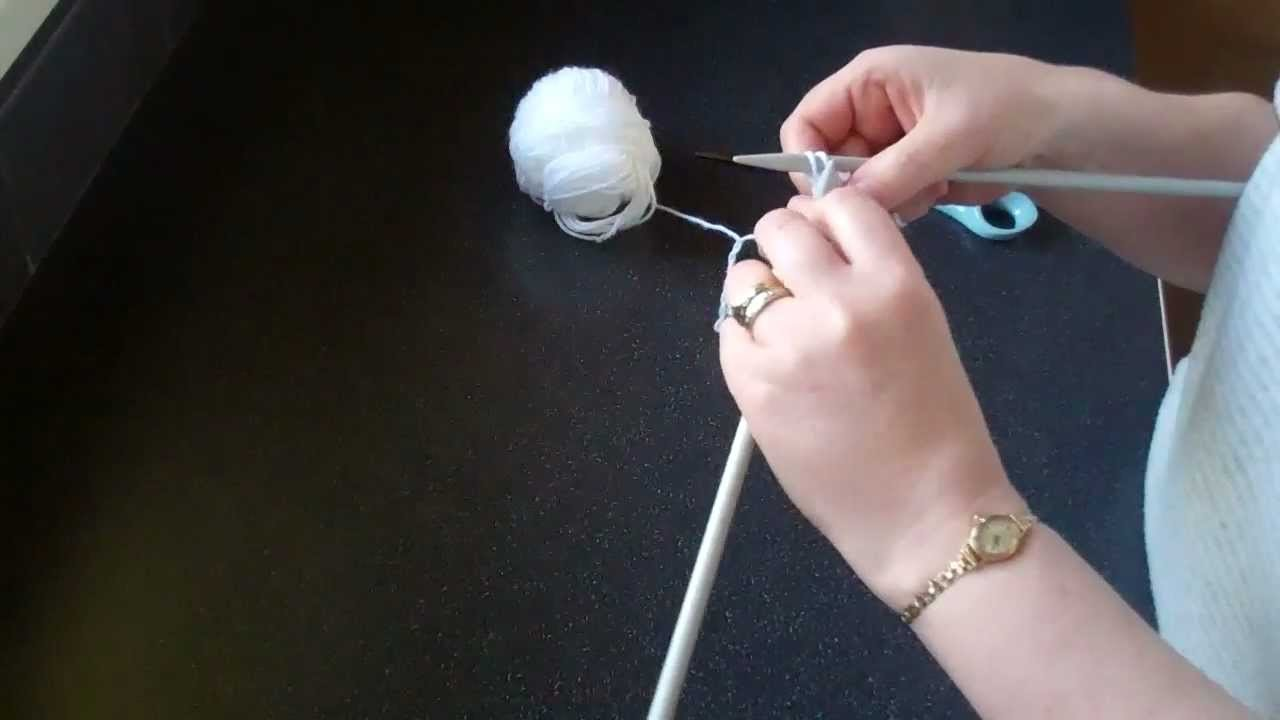 MAISIE KNITS - KNITTING FOR BEGINNERS 5. CASTING OFF. A SLOW AND EASY STEP BY STEP GUIDE