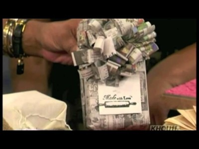 Natural Resources Segment on Great Day Houston: DIY Holiday Gifts