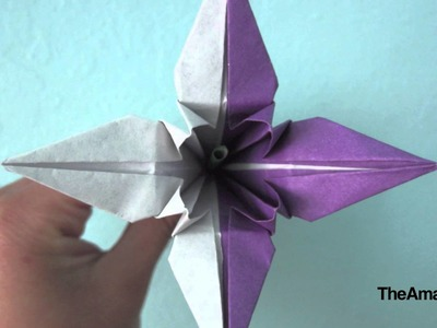 Origami Lily-2 Colors (preview)