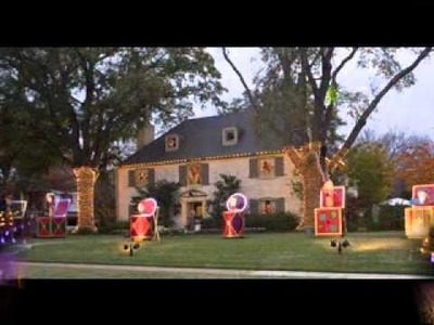 Simple diy christmas outdoor decorating ideas