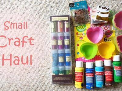 Small Craft Haul Feb 2014