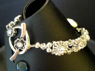 Swarovski Crystal Handcrafted Watch