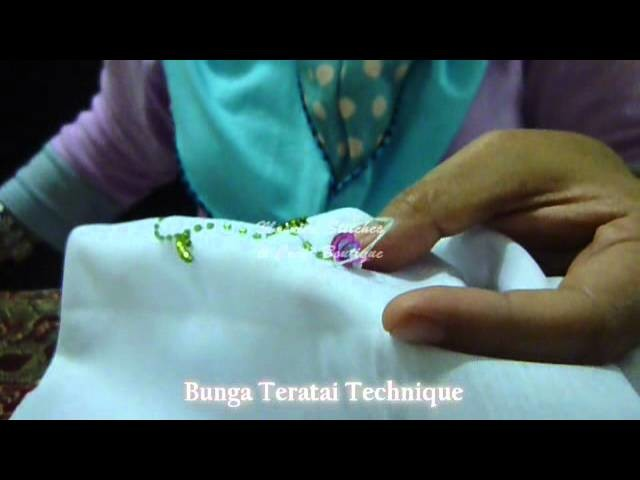 The Art of Bead Embroidery by Masnies Stitches & Craft Boutique