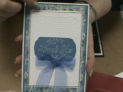 #122 How To Use Interchangeable Embossing Folders & Diffusers by Scrapbooking Made Simple