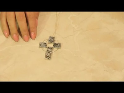 Celtic Jewelry Craft Instructions : Easy Crafts