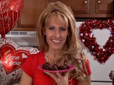 Chocolate Covered Cherries - Happy Valentine's Day