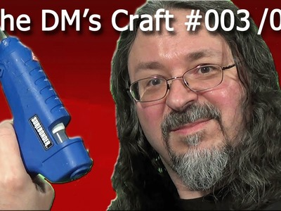 Craft your own prison tile for D&D (the DM's Craft, Ep 3, pt 3)