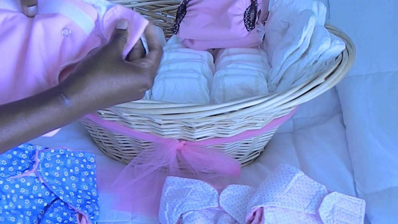 DIY and baby shower gift idea