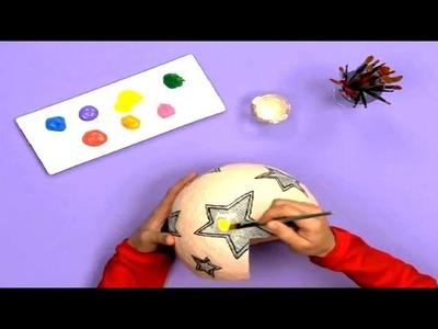 DIY Art Attack Helmets - Disney India Official