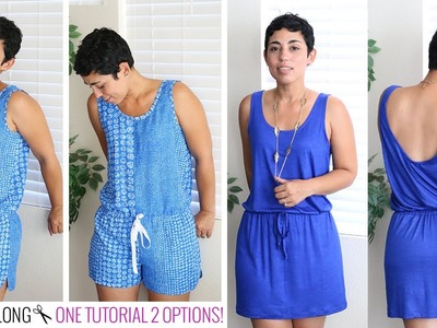 DIY Romper & Dress Sew-Along w. Mimi G