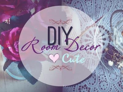 DIY:Room Decor♡Cute