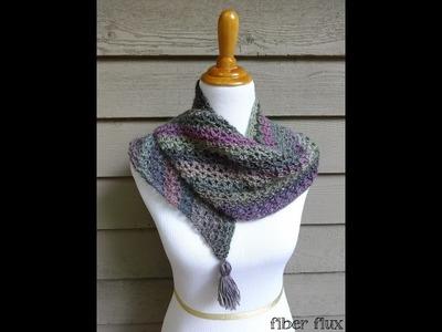 Episode 115: How To Crochet the Philomena Shawlette