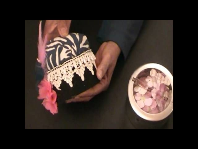 "Handmade Christmas gifts  2011 ""Pincushions"""