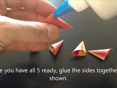 How To Make Japanese Kusudama Paper Flower Origami , Instructions
