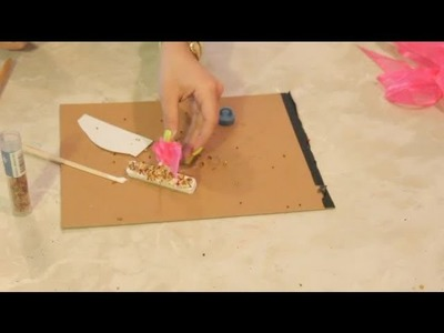 How to Turn Household Items Into Whimsical DIY Art : Valentine's Day Crafts & More