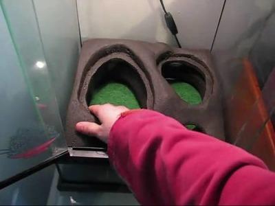 How-to underground reptile hide #2 DIY #23