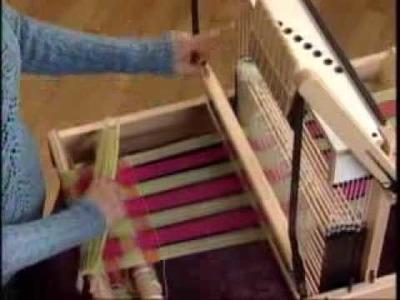 KDTV 110 Weaving with Knitting Yarns