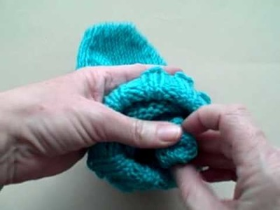 Kelley's Mitten Class - Afterthought Thumb Finish (Part 2)