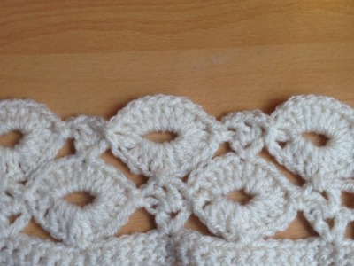 """Make """"Rings Of Love"""" Crochet Stitch - DIY Crafts - Guidecentral"""