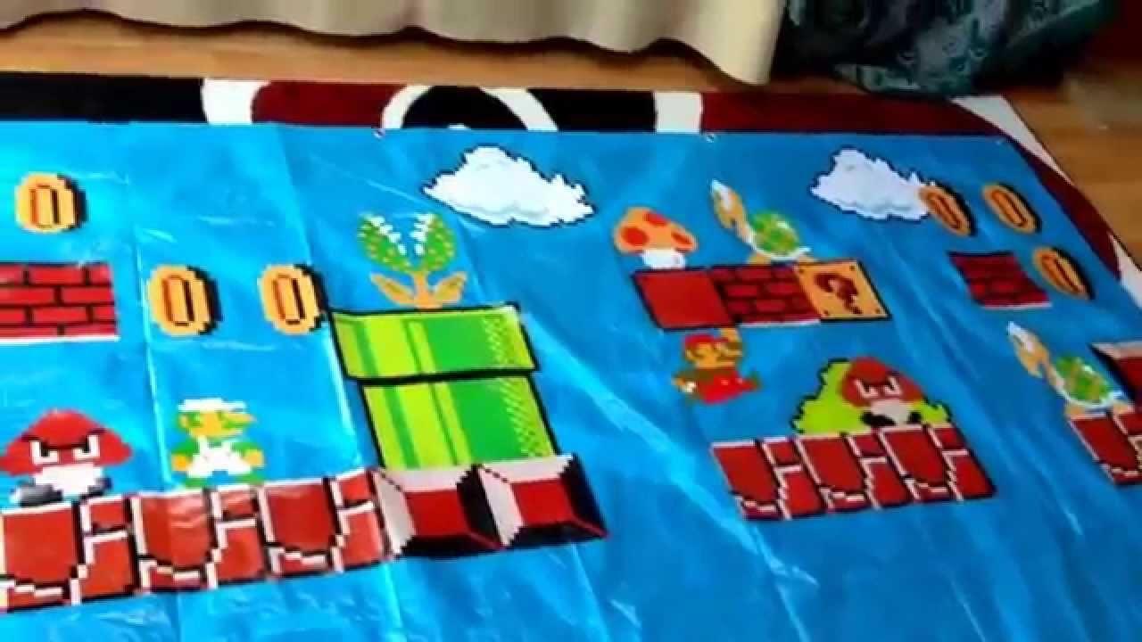 Super Mario Bros. DIY Home Decor