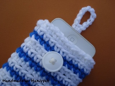 Vol 01 - Crochet Pattern for cell phone cozy