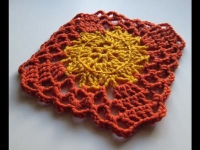Vol 12 - Crochet Pattern - Miranda Square