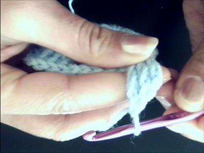 Comment faire un carré au crochet
