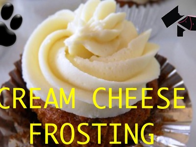 CREAM Cheese Frosting - DIY Dog Food - a tutorial by Cooking For Dogs