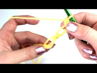 Crochet Love Knot - Advanced Crochet Stitch