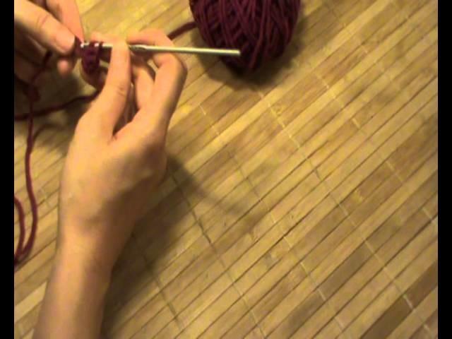 Curso de Ganchillo-crochet.Punto Alto