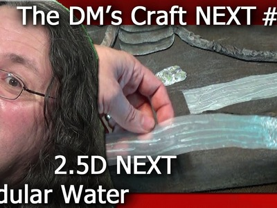 D&D NEXT Modular Water Terrain (DM's Craft NEXT #8)