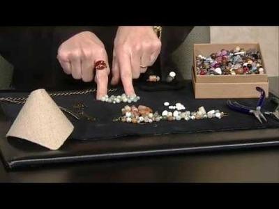 DIY Cha Cha Bracelet by Susan Thomas