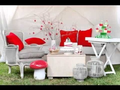 DIY Christmas party decoration ideas
