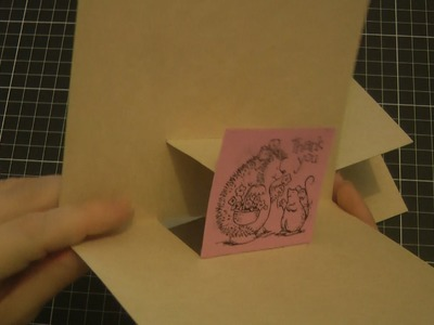 DIY Customizable Basic Popup Card How to Origami Twist