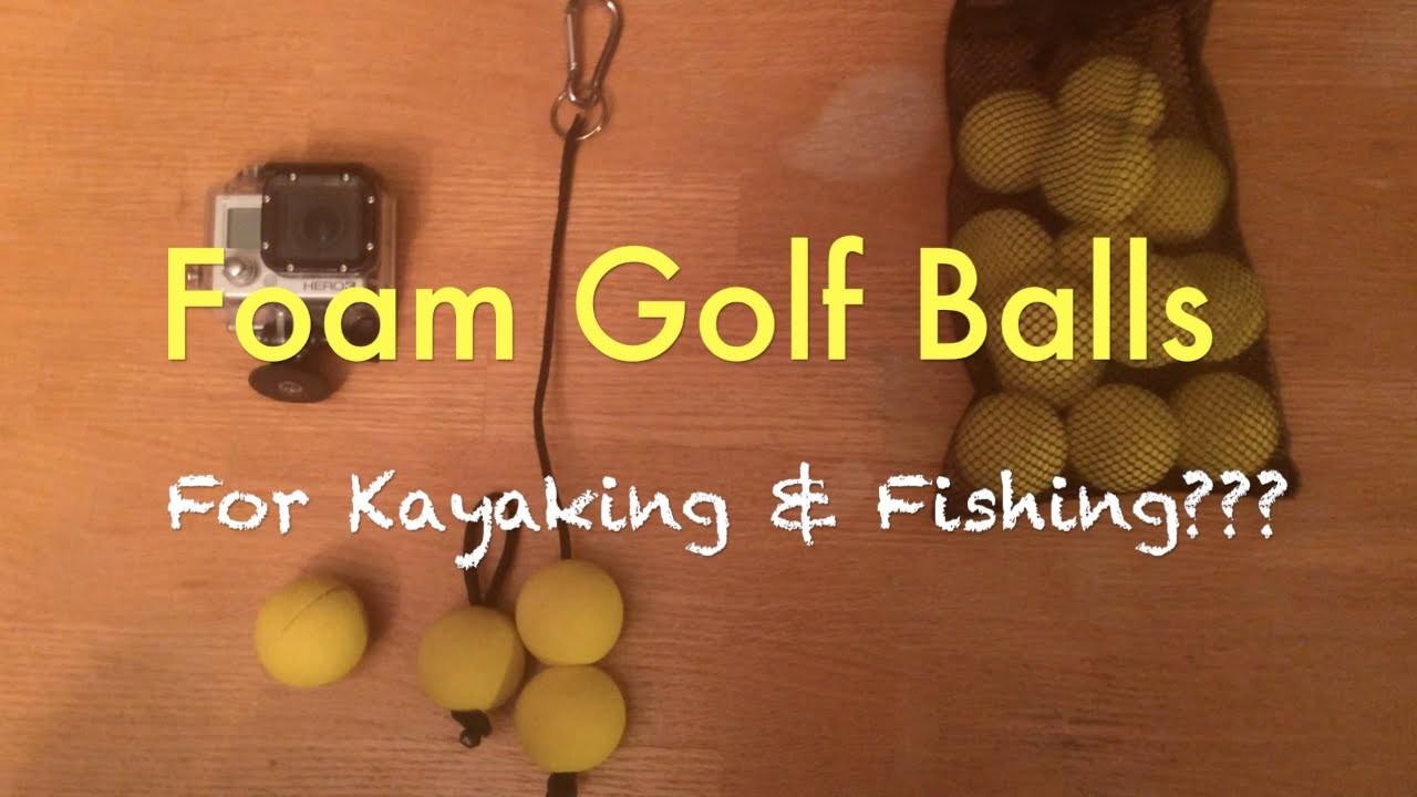 DIY Foam Golf Ball Scupper Plugs & More Ideas!