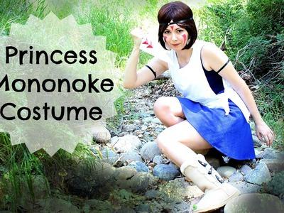 DIY PRINCESS MONONOKE COSTUME (NO-SEW) ❤ COSPLAY TUTORIAL!