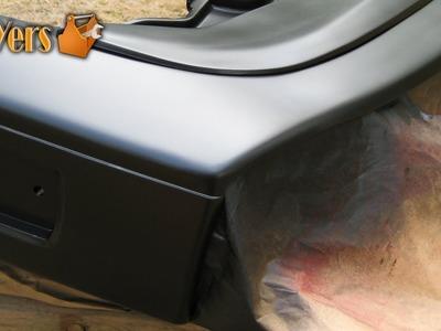 DIY: Refinishing Plastic Automotive Trim