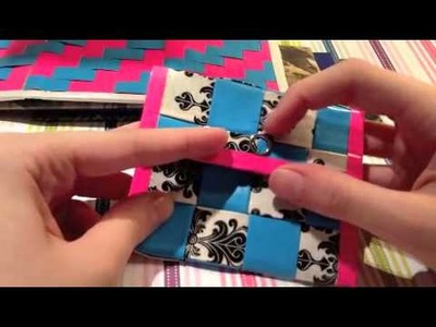 Duct Tape Crafts of the Week #7