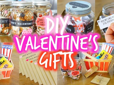 EASY DIY Gift Ideas for Your Boyfriend or Husband!