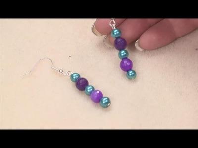 How To Bead Earrings