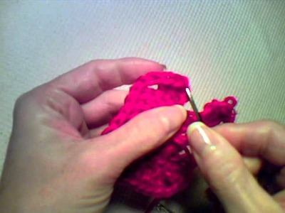 How to Crochet - Invisible Join