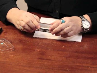 How to Imprint Napkins : Craft & Decoration Tips
