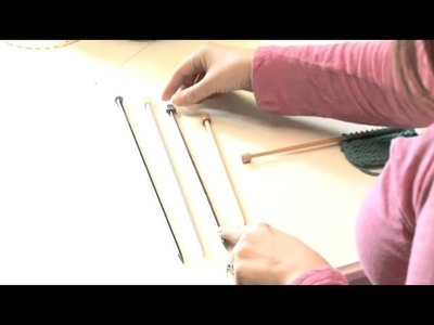 How To Knit With Bamboo Needles