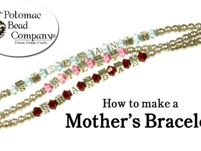 How to Make Mother's Bracelet