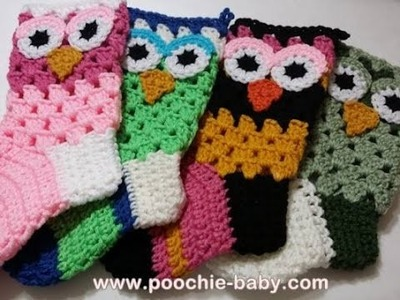 How to Start a Crochet Stocking