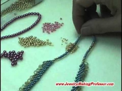 Jewelry Making Class: St. Petersburg Chain Necklace