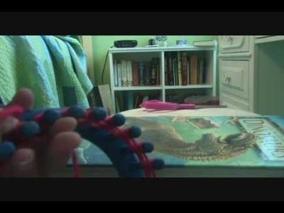 Knifty Knitter Tutorial (Pt. 1)